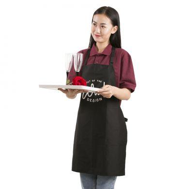 Print Logo Chef Apron JHBA003