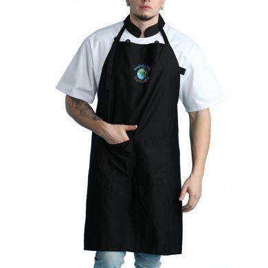 Long bib apron JHBA007